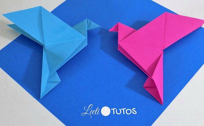 Origami Tutoriel